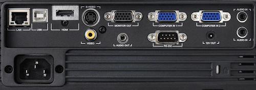 Connections for the Viewsonic PJD6251 Projectors