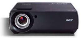 Acer P7290 Projectors