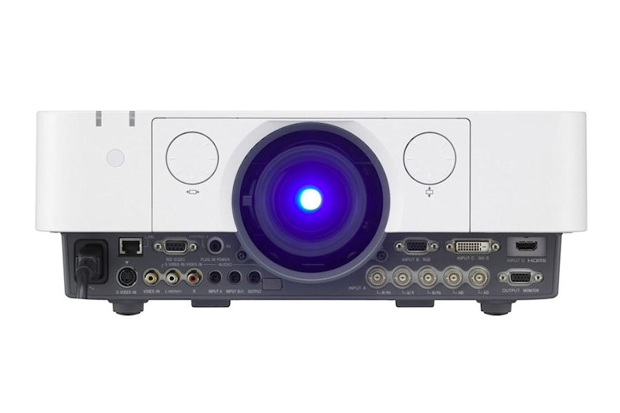 Sony VPL-FX35 Projectors  connections