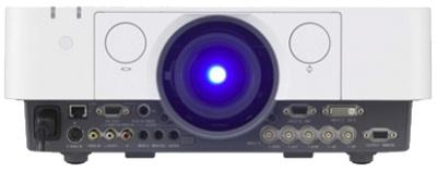 VPL-FX35 Projectors  connections