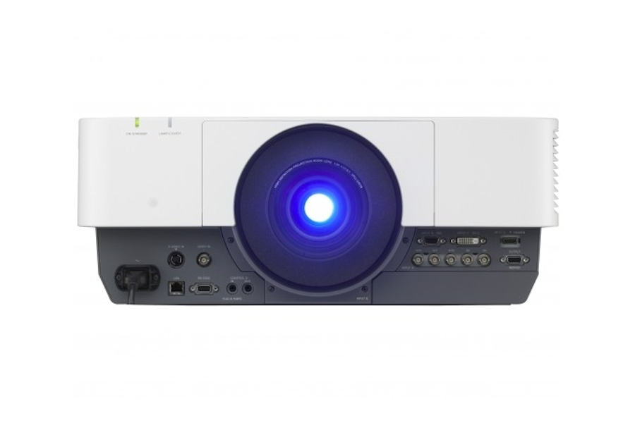 Sony VPL-FH500L Projectors  connections
