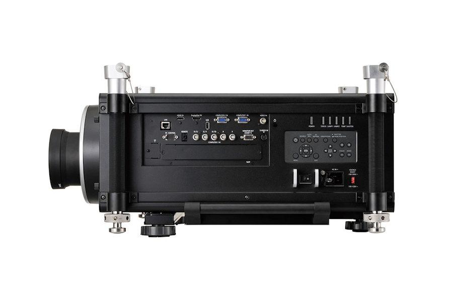 NEC PH1000ug Projectors  connections