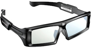 3D Glasses PGD-250 Screen