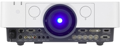 Sony VPL-FH31w Projectors  connections