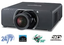 Panasonic PT-DZ13ke Projectors