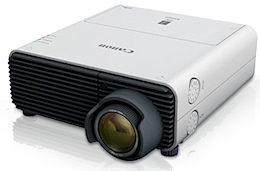 Canon WX450st Projector