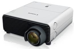 CanonWX450stProjector