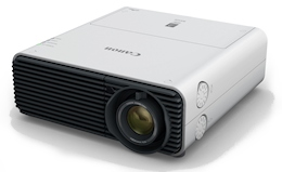 Canon WUX450 Projector