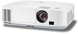 NEC P451wg Projectors