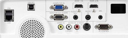 NEC P401wg Projectors  connections