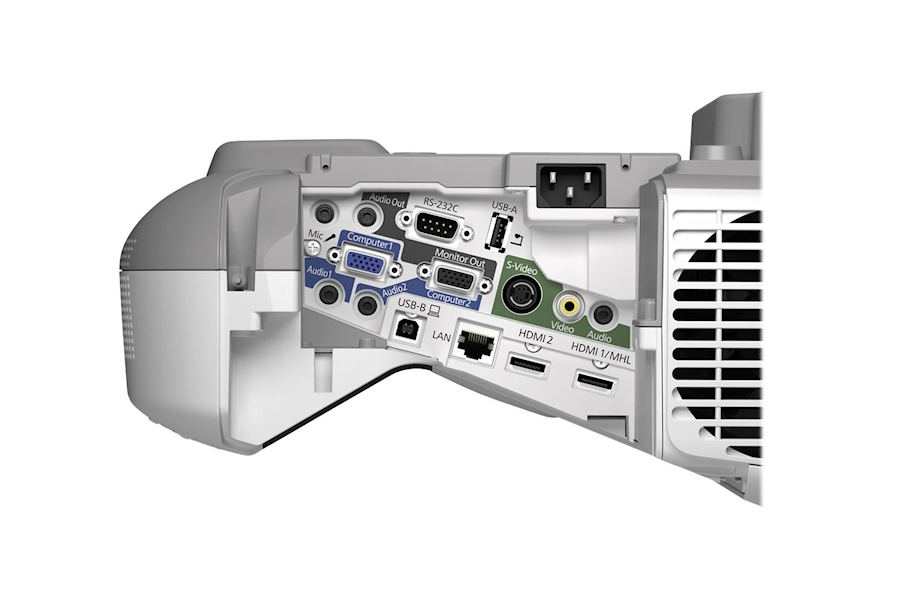Epson EB-575wi Projectors  connections