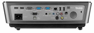 BenQ SH915 Projectors  connections