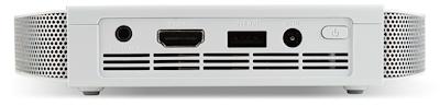 Acer C205 Projectors  connections