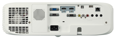 Panasonic PT-VZ575na Projectors  connections