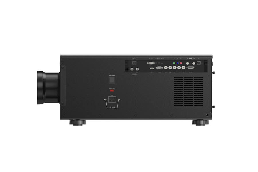 EIKI EIP-UJT100 Projectors  connections