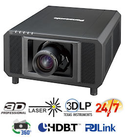 Panasonic PT-RS11ke Projector