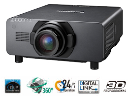 Panasonic PT-DS20k2 Projector