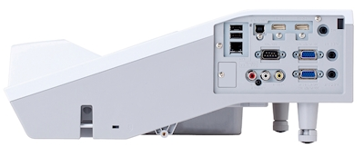 CP-TW3005 Projectors  connections