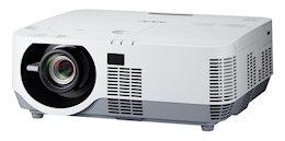 NEC P502wlg Projectors