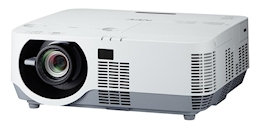 NEC P502hlg Projector