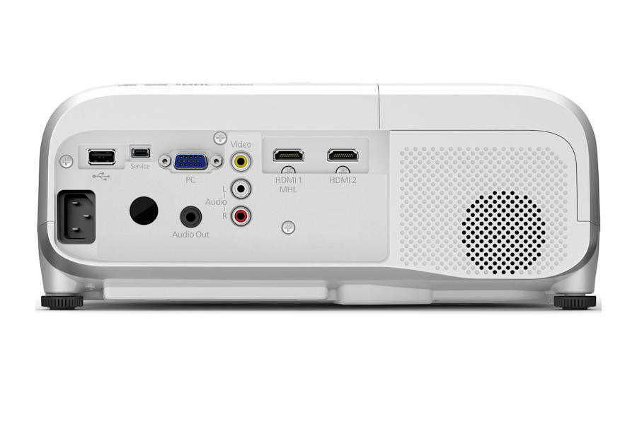 Epson EH-TW5300 Projectors  connections