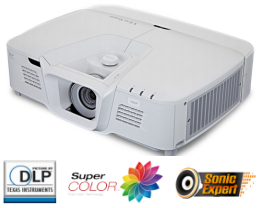Viewsonic PJD5255 Projector