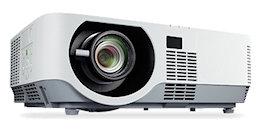 NEC P502w Projectors