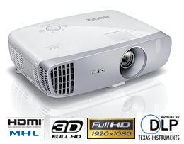 BenQ W1110 Projectors
