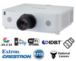 Hitachi CP-WU8700w Projector