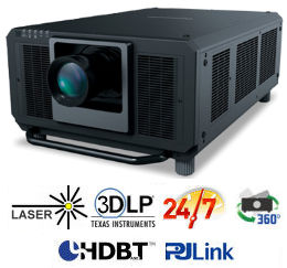 Panasonic PT-RS30k Projector