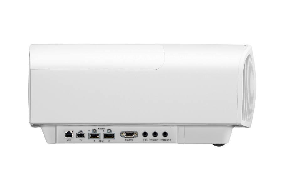 Sony VPL-VW320es Projectors  connections