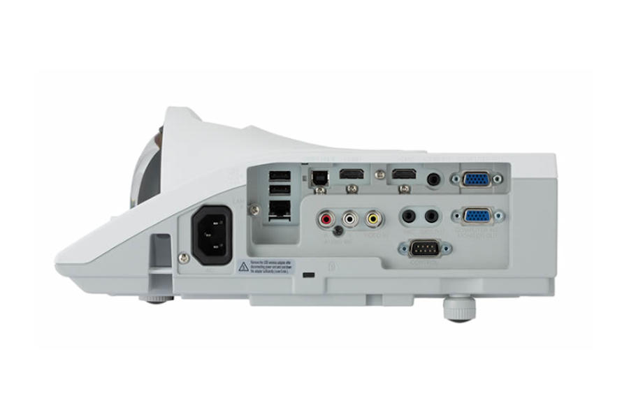 Hitachi CP-CX301wn Projectors  connections