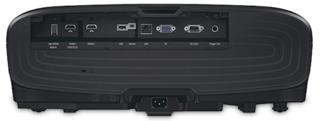 EH-TW8300 (H714C) Projectors  connections