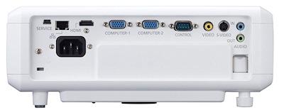 LV-X320 Projectors  connections