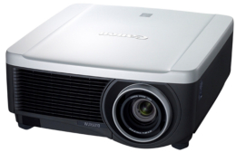 CanonWUX6010Projector