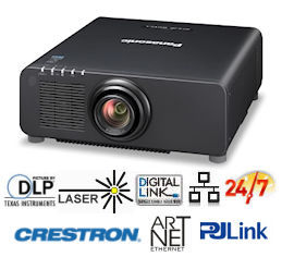 Panasonic PT-RZ770be Projectors