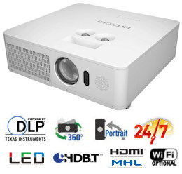 Hitachi LP-WU3500 Projectors