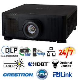 Hitachi LP-WU9750b Projector