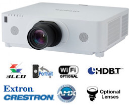 Hitachi CP-X8800w Projector
