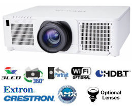 Hitachi CP-WU9100w Projector