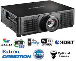 Hitachi CP-HD9950 Projector