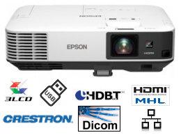 Epson EB-2165w Projectors