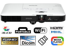 Epson EB-1795f Projector