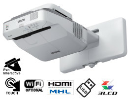 Epson EB-695wi Projector