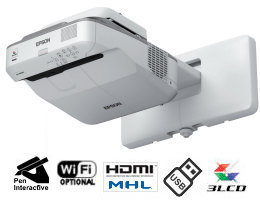 Epson EB-675wi Projector