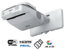 Epson EB-680 projector