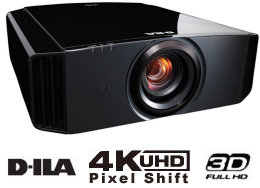 JVC DLA-X7500be Projector