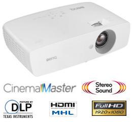 BenQ W1090 Projectors