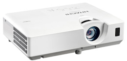 Hitachi CP-EX251n Projector