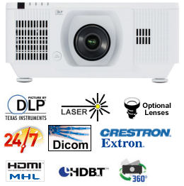 Hitachi LP-WU6600 Projectors